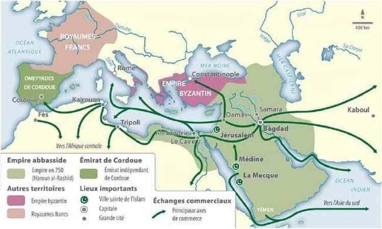 Le califat des Abbassides