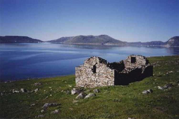 L'église groenlandaise de Hvalsey