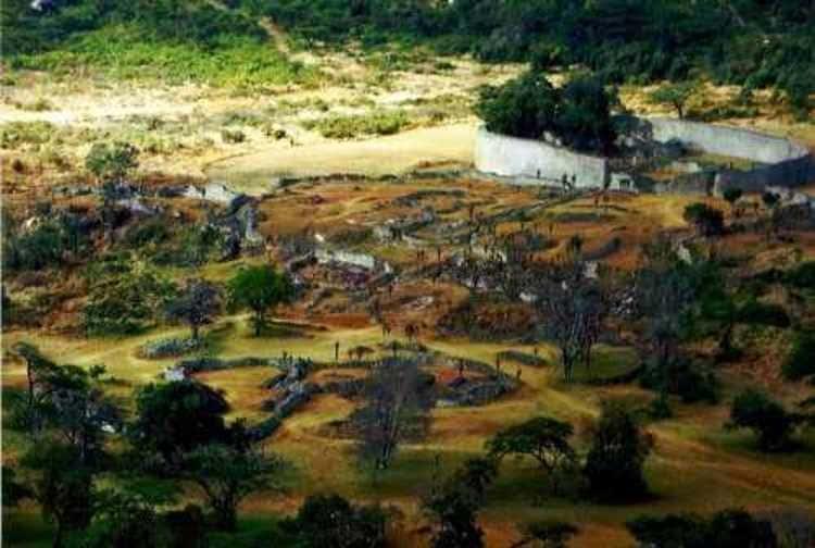 Les ruines du Grand Zimbabw