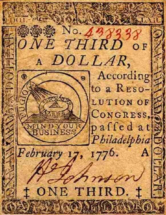 Le Continental dollar