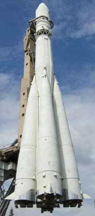 La fusée porteuse R-7 Semiorka