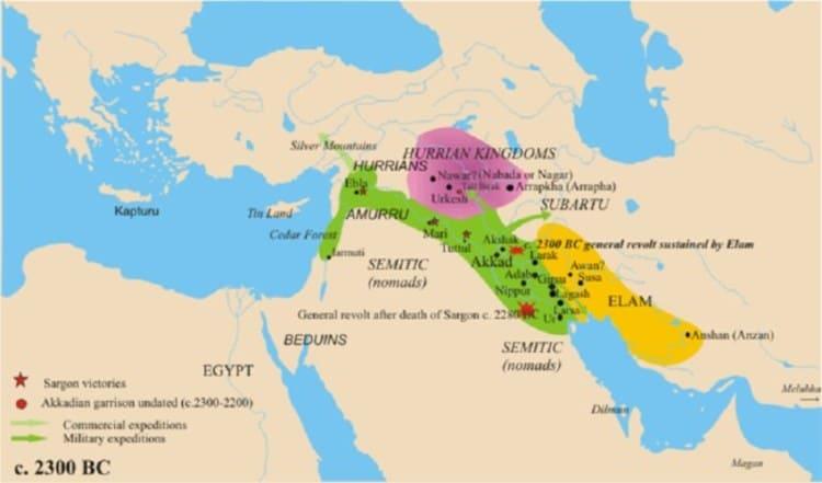 L'Empire d'Akkad